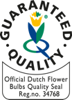 Logo SKBH official dutch flower bulbs quality seal